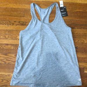 Gap fit grey workout tank